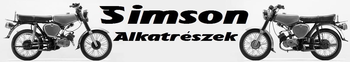 Simson Alkatrész Webáruház